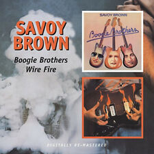 Boogie Brother / Wire Fire by Savoy Brown.
