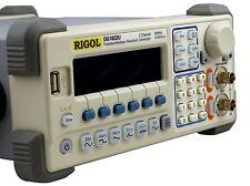 RIGOL DG1022U Arbitrary Waveform Function Generator 25Mhz Harmonic sine 2CH NEW!
