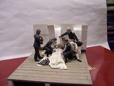 BRITAINS SOLDIERS  NELSON'S DEATH SCENE ON VICTORY   No41142 reduced