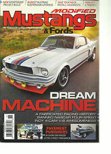MODIFIED MUSTANGS & FORDS,THE SOURCE FOR CLASSICS FORD PERFOMANCE, NOVEMBER,2013