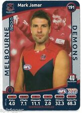 2012 Teamcoach SILVER (191) Mark JAMAR Melbourne