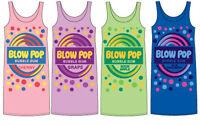 Juniors Blow Pop Bubble Gum Sexy Costume Tank Dresses