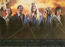 Gregg Allman Vintage Capicorn Photo Ad Playin' Up Storm