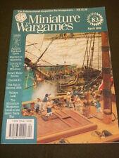 MINIATURE WARGAMES - CHARLES XI - APRIL 1990 # 83