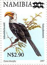 NAMIBIA 1997 DEFINITIVES OVERPRINTED 2005 SG998 BLOCK OF 4 MNH