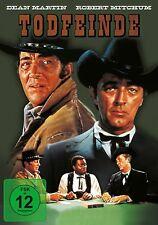 TODFEINDE (Dean Martin, Robert Mitchum) NEU+OVP