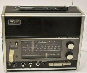 SONY 13 BAND RADIO CRF-160    WORKS