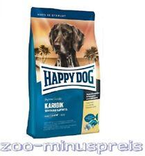 Happy Dog KARIBIK 12,5kg, mit feinstem Seefisch für Allergiker, sehr bekömmlich
