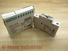 Siemens 5SX2-110-8 Miniature Circuit Breaker