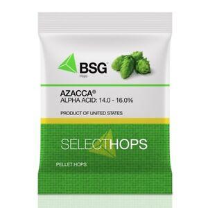 Azacca Hop Pellets - 8 oz Light Resistant Nitrogen Flushed Package