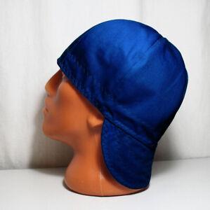 Y-03 Blue. Welders, Pipefitters, Bikers Cap, Welding Hat.