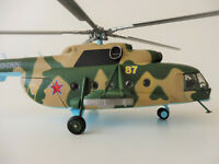 MIL Mi-8MT HIP RUSSIAN AIR FORCE 1/72 Herpa 580373 TORZHOK Helicopter Mi-8