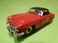 RIO MERCEDES BENZ 190SL - RED 1:43 - EXCELLENT CONDITION