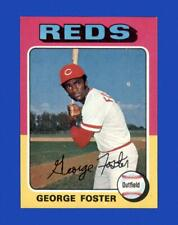 New listing 1975 Topps Set Break # 87 George Foster NR-MINT *GMCARDS*