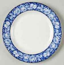 Grindley BEAUTY ROSES BLUE Dessert Pie Plate 7191246