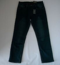RIVER & ROSE Work Wear FLEECE LINED Relaxed Fit Denim JEANS womens Sz 10 Regular