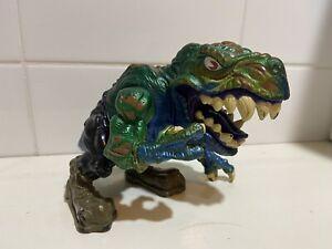 Extreme Dinosaur's Dino Chopper T-Bone Vintage Action Figure Mattel 1996