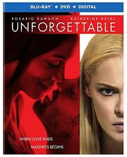 Unforgettable (BLU-RAY + DVD + DIGITAL HD) BRAND NEW + FREE SHIPPING