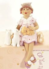 Oh You Doll *Cat Lady*4057-boxed-rare