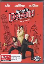 Bored To Death - The Complete Second Season - DVD (Region 4 PAL)