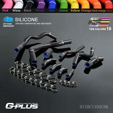 Silicone Radiator Hose & Free Clamps Kit For BMW MINI Cooper S R53 KIT 2001-2006