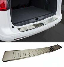 Für Toyota Auris Touring Sports Ladekantenschutz Edelstahl Abkantung Chrom-