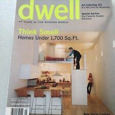 Dwell Magazine 5 Cooktops Reviewed Small Homes May 2006 070817nonrh2