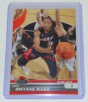 2007-08 Topps Stadium Club Dwyane Wade #3 NBA Miami Heat Basketball Card