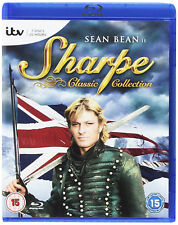 SHARPE -  COMPLETE CLASSIC COLLECTION  ***BRAND NEW BLU RAY**
