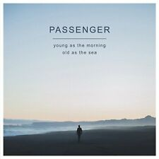 Passenger - Young As The Morning Old As The Sea (NEW CD & DVD)