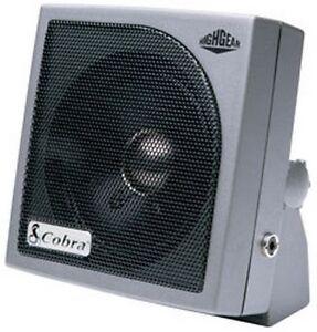 Cobra HG-S100 Highgear External Speaker S100 CB Amateur Extension 3.5mm HGS100