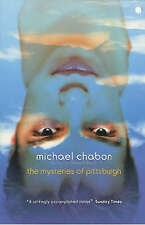 The Mysteries of Pittsburgh by Chabon, Michael, Acceptable Book (Paperback) Fast