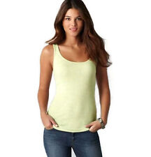 Women's Regular 100% Cotton Sleeveless Tank, Cami Tops & Blouses