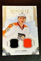 2017-18 Upper Deck Artifacts Rookie Samuel Morin