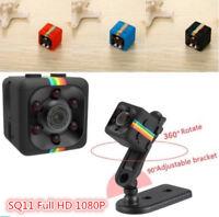SQ11 140° Car Mini DVR Spy Dash Camera HD 1080P IR Night Vision Video Recorder