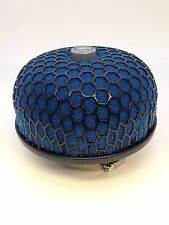 "Mushroom Air filter Hexagon cage Simota Blue 3"" Neck universal"