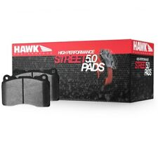 Hawk HB615B.535 HPS 5.0 Street Brake Pads Rear For 08-14 Mitsubishi Lancer NEW