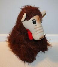 "Large Vintage 1986 ALF Stuffed Animal Plush 20"" Sitting Alien Life Form Toy Rare"