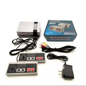 Mini Video Game Retro Anniversary Edition Console 620 Games Built  Av & HDMI