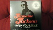 JACKSON JERMAINE - I WISH YOU L.O.V.E. CD SINGOLO 9 TRACKS
