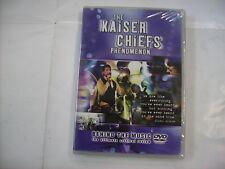 KAISER CHIEFS - PHENOMENON - DVD PAL SIGILLATO