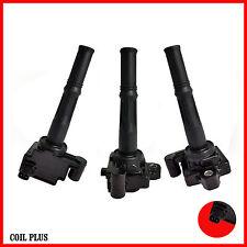 3 x Ignition Coil for Toyota 4 Runner Hilux Landcruiser Prado 3.4L 6 Cyl 5VZ-FE
