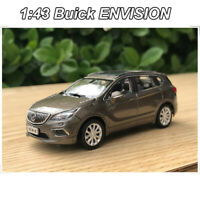 ORIGINAL 1:43 Buick ENVISION SUV Diecast Model Car Model Collection New In Box