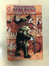 The Walking Dead #1 Tony Moore Homage ORANGE Variant Cover by Marat Mychaels
