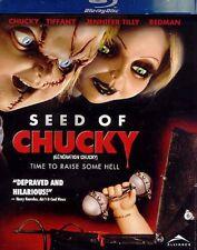 SEED OF CHUCKY (CHUCKY 5) child's play  - BLURAY - Region A - Sealed