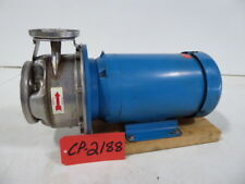 "Goulds 5 Hp 2"" Inlet 1"" Outlet Centrifugal Pump (Cp2188)"