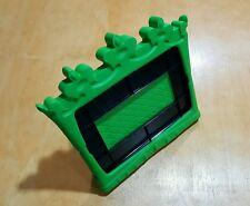 Prince Princess crown iPad mini 1 2 foam cover case kids child friendly / Green
