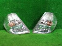JDM 2012 Honda  Fit JAZZ GP1 GP2 Hybrid LED Taillights Tail Lights Lamps OEM