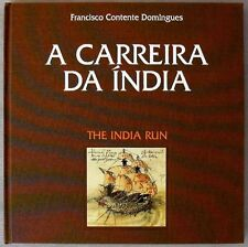 s1781) Portugal A Carreira da India - The India Run Sonderbuch 1998 ** und SD