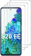 Verre Trempé pour Samsung S20FE,Film Protection écran Dureté 9H